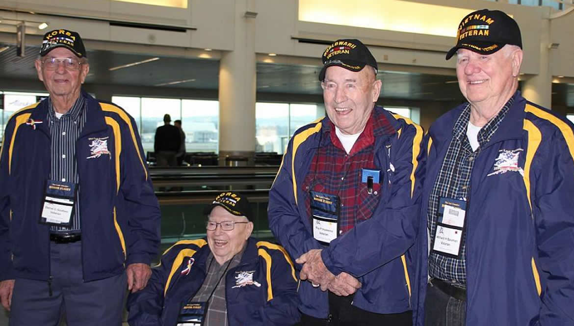 Veteran and Guardian Honor Flight Applications